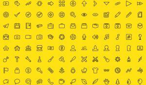 I migliori 10 siti per scaricare icone gratis