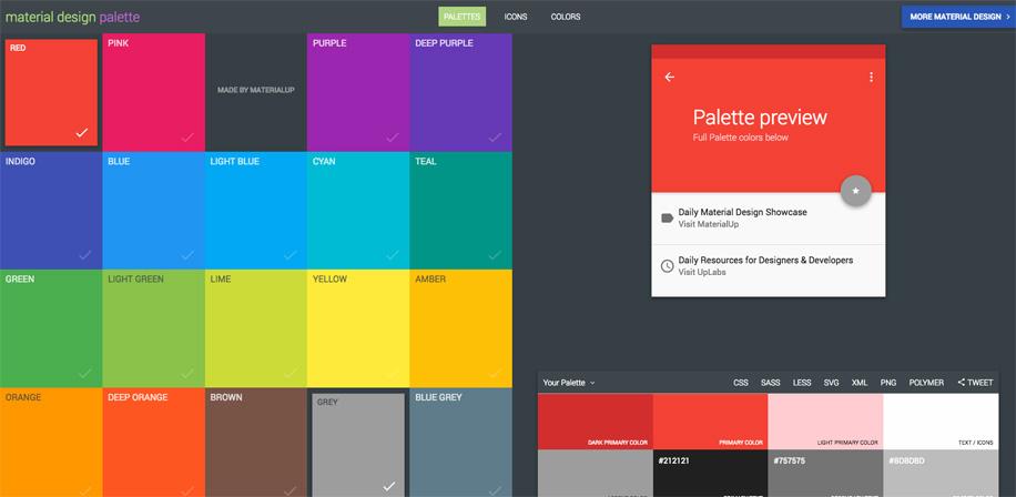 Web Design trend per il 2017
