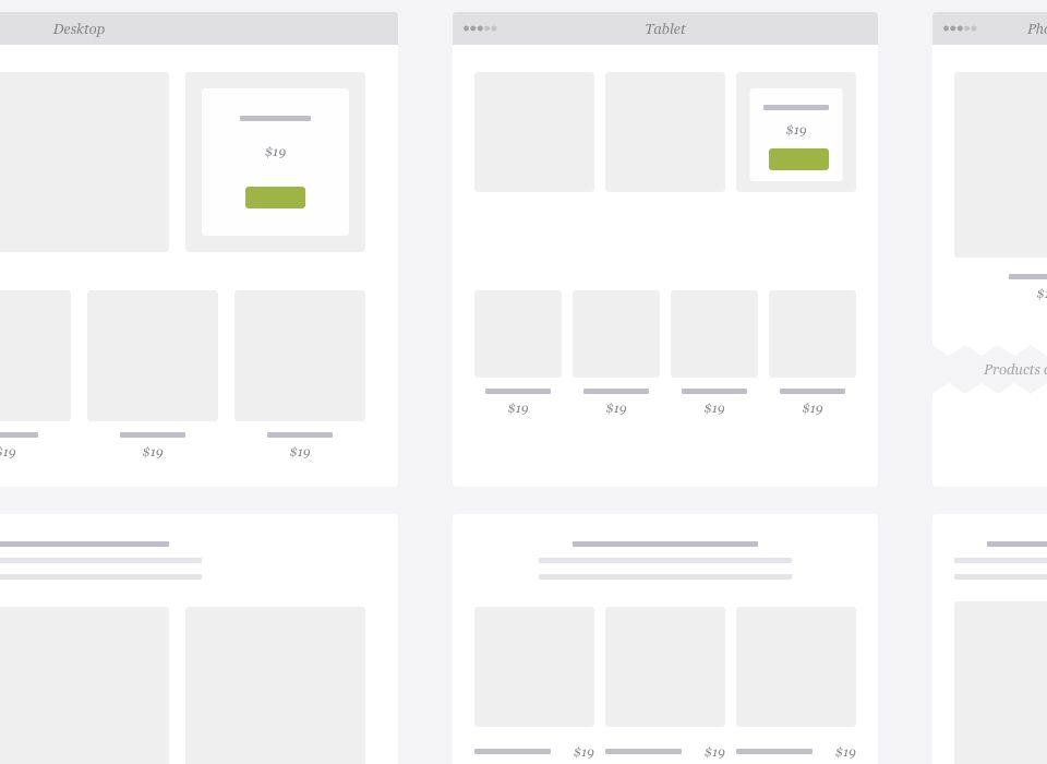 Un glossario per siti web