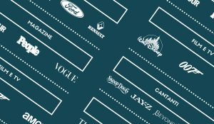 Infografica, 28 famosi brand che usano WordPress