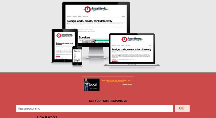 5 Tool gratuiti per testare layout responsive