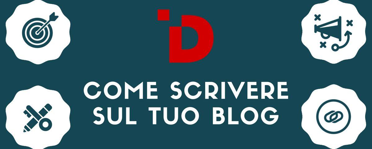 5 regole fondamentali per scrivere sul tuo blog
