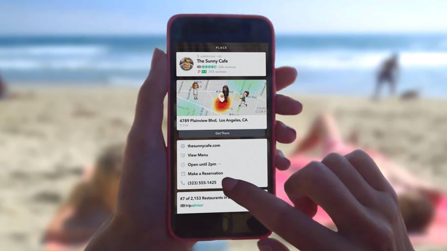 Ultime novità dal mondo social: Snapchat