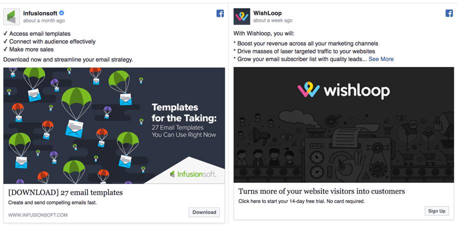 Facebook Ads, un po' di ispirazioni e mood